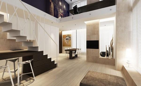 Open-plan-staircase-design